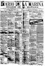 Diario de la Marina ( 2/7/1905 )