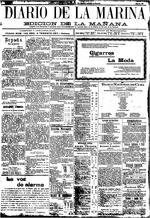 Diario de la Marina ( 5/10/1906 )