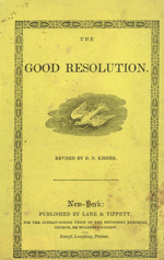 The good resolution