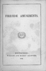 Fireside amusements