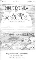 Bird's-eye view of Florida agriculture