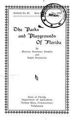 The parks and playgrounds of Florida