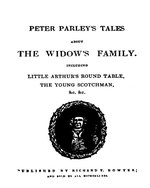 Peter Parley's tales about the widow's family