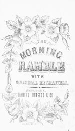 The Morning ramble