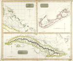 Chart of the Bahama Islands ;