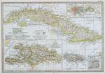 Cuba, Haiti, Jamaica, and Trinidad
