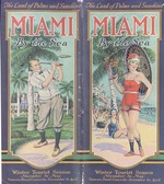 Miami by the sea : the land of palms and sunshine  (1108)