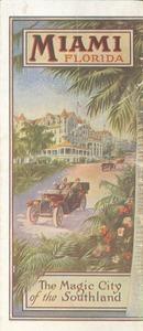 Miami Florida :  the magic city of the southland (1101)
