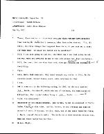 Interview with Judge Bryan Simpson, May 24, 1977