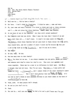 Interview with Bly Davis Smith, April 27, 1979