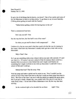 Interview with Sam Floyd, 1995-10-15