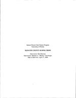 Interview with Mitchell A. Newberger (April 17, 2000)