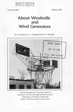 About windmills and wind generators /