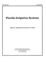 Florida irrigation systems