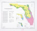 Dissolved solids in water from the upper part of the Floridan Aquifer in Florida /