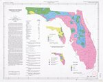 Hardness of water from the upper part of the Floridan aquifer in Florida /