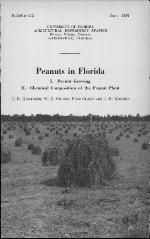 Peanuts in Florida