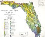 General soil map of Florida