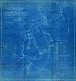 Plano general de los ferrocarriles particulares indicando la situacion de terrano ocupadas en toda su extension