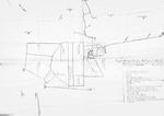 Croquis del Ing. San Ped[r]o. Uvicado en el termino municipal de Rancho Veloz, Barrio de Guanillas, Provincia de Santa Clara hecho por el vedor del Ingo