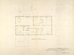 "Schema ""D"". Batey Houses. Francisco Sugar Company"