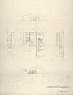 Scheme for Batey Houses. Sketch No. 6. Francisco Sugar Company