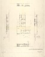 Scheme for Batey Houses. Sketch No. 7. Francisco Sugar Company