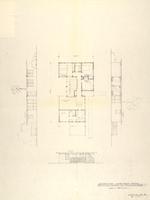 Scheme for Batey Houses. Sketch No. 8. Francisco Sugar Company