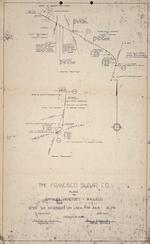 Plano de Ramales Mercedes y Bajuelo
