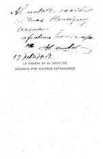 La Habana en el siglo XIX