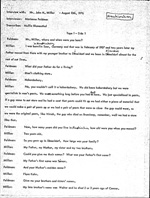 Interview with Mr. John H. Miller August 10 1976