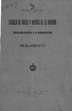 Escuela de Artes y Oficios de La Habana