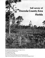 Soil survey of Osceola County area, Florida