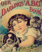 Our darlings' A.B.C. book