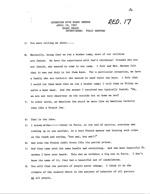 Interview with Rabbi Mayer I. Herman, April 18, 1967