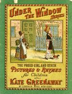 The proud girl and other pictures & rhymes for children