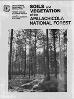 Soils and vegetation of the Apalachicola National Forest