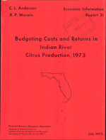 Budgeting costs and returns