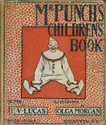 Mr. Punch's children's book
