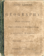 First lessons in geography for young children
