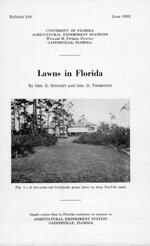 Lawns in Florida