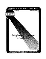 Dairy delivery case losses in Florida, 1979