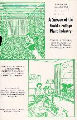 A survey of the Florida foliage plant industry