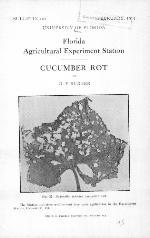 Cucumber rot