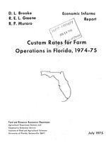 Custom rates for farm operations in Florida, 1974-75