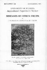 Diseases of citrus fruits