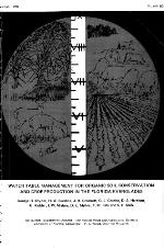 Water table management for organic soil conservation and crop production in the Florida Everglades