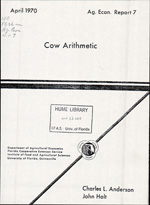 Cow arithmetic