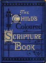 The child's coloured scripture book