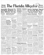 The Florida alligator